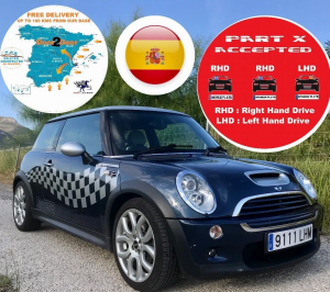 2006 MINI COOPER S 170 BHP CHECKMATE EDITION