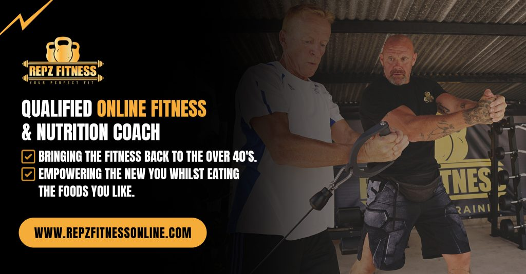 RepZ Fitness & Nutrition Coaching Online